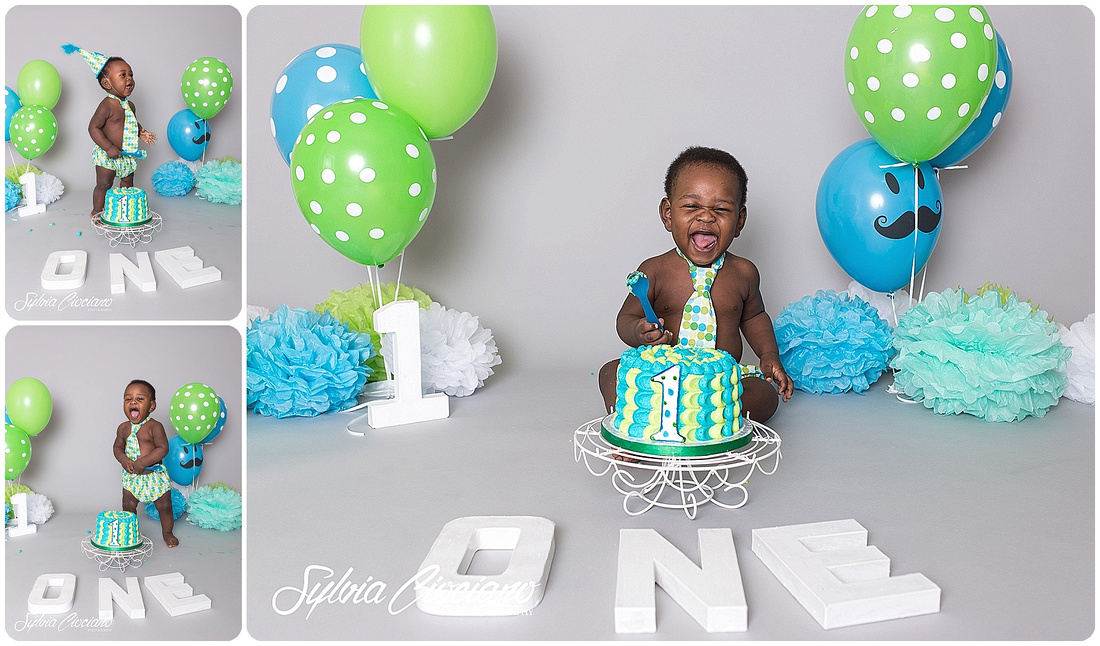 LE'SHAUN-CAKE-SMASH-FIRST-BIRTHDAY-BABY-GREENWICH-SOUTH-EAST-LONDON-BROMLEY-PHOTOGRAPHER #cakesmash #firstbirthday #cakesmashphotography